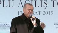 Cumhurbaşkanı Erdoğan: Bu teröristlere oy verecek misiniz?