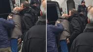 Ankara'daki kadın eylemciye polis tacizinin görüntüleri ortaya çıktı