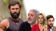 Survivor Panorama sunucusu Murat Özarı Turabi'yi tehdit etti! Ortalık karıştı