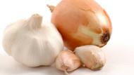 Sarımsak ve soğan Kanser riskini azaltıyor: İşte mucize besinler