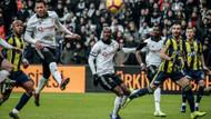 Beşiktaş 3-3 Fenerbahçe Tarihi geri dönüş