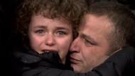 Ünlü oyuncu Aybars Kartal Özson derbide gözyaşlarına boğuldu