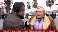 A Haber'e röportaj veren vatandaş Cast ajansına bağlı Gürsel Cephaneci çıktı