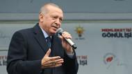 Erdoğan: Kürdistan Kuzey Irak'ta çok istiyorlarsa oraya gitsinler