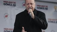 Erdoğan'dan Kılıçdaroğlu'na: Sen darbecisin, darbeci