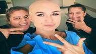 Tuğba Özay'dan kanser göndermeli paylaşım