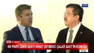 Nihat Zeybekçi'nin olay Tunç Soyer iddiası! İsmail Küçükkaya araya girdi