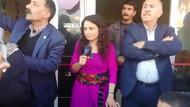 HDP'li aday seçim bürosu açılışında gözaltına alındı