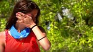 Survivor yarışmacısı gözyaşlarını tutamadı
