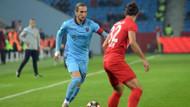 Ümraniyespor Trabzon'dan da umutlu döndü