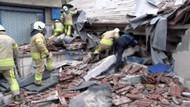 Vali Yerlikaya'dan yıkılan bina açıklaması: 3 katı kaçak