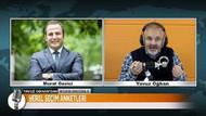 Canlı yayında Murat Gezici ile sunucu arasında anket kavgası