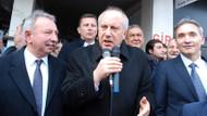 Muharrem İnce: Atatürk'ün partisine küsülseydi ben küserdim
