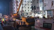 Kartal'da çöken binada ölenlerin sayısı 15'e yükseldi