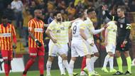 Fenerbahçe'nin rüyası Kayseri'de kabusa döndü