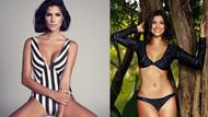 Brezilya'nın en güzeli Julia Horta seçildi!