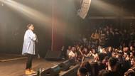 Rapçi Ezhel'den Berlin'de muhteşem konser