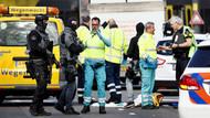 Hollanda Utrecht'te tramvayda silahlı saldırı: Yaralılar var