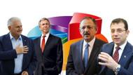 3 anket şirketinden en yeni seçim anketlerinde flaş sonuçlar: İstanbul ve Ankara'da kim önde?