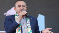 Mevlüt Çavuşoğlu: CHP'nin içinde DHKP-C'liler var
