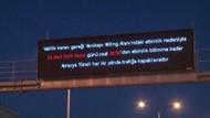 İstanbul trafiğine miting düzenlemesi! Bu yollar kapalı