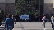 Koç Üniversitesi öğrencilerinden eylem: Kampüste güvende değiliz