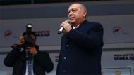 Erdoğan: Kulağıma kirli haberler geliyor