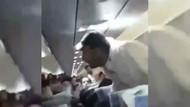 Alkollü olduğu iddia edilen Erkan Petekkaya uçakta olay çıkardı