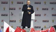 Erdoğan: Gittiği her kapıdan kovulan bu taklacı..