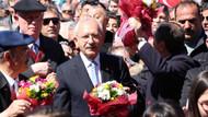 Kılıçdaroğlu Eskişehir'de Bahar Yürüyüşü'ne katıldı