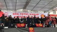 Dersim'de komünistlerden büyük miting: Söz, yetki, karar Dersim halkına...