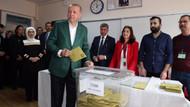 Cumhurbaşkanı Erdoğan ve Emine Erdoğan oyunu böyle kullandı