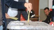 İstanbul'da sandıklar kapandı: Oylar sayılıyor
