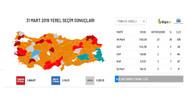 Son Dakika: 31 Mart 2019 Yerel seçimlerinden ilk sonuçlar