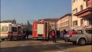 İstanbul'da oy sayımı esnasında yangın çıktı