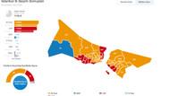 İstanbul'un ilçelerinde seçim sonuçları belli oldu