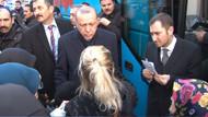 Erdoğan engelli vatandaşı görünce arabayı durdurdu
