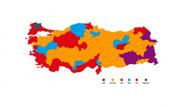 Anadolu Ajansı güncel sonuçları paylaştı! İstanbul'da İmamoğlu 1. sırada