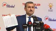 AKP il başkanı ısrarlı: İstanbul'u biz kazandık