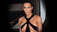 Kim Kardashian dergiye kapak oldu pozları şaşırttı