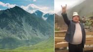 MHP Ordu Milletvekili Cemal Enginyurt, Tanrı Dağlarında uludu