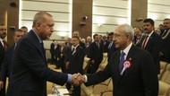Erdoğan ile Kılıçdaroğlu AYM töreninde tokalaştı