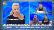 Müge Anlı canlı yayınında Konya'daki cinayetin swap raporu çıktı! Katiller ise bakın kim?