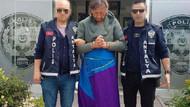 İç çamaşırıyla yakalanıp, masa örtüsü sarılan Rus hırsız, tutuklandı