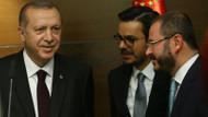 Erdoğan TRT Genel Müdürü İbrahim Eren ile görüştü