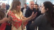 İstanbul Havalimanı'nda rötar kavgası! Görevliye hakaret yağdırdı