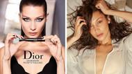 Kozmetik markalarının reklam yüzleri olan ünlü isimlerin makyajsız halleri