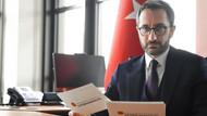 Cumhurbaşkanlığı İletişim Başkanı Prof. Dr. Fahrettin Altun'dan e-muhtıra açıklaması