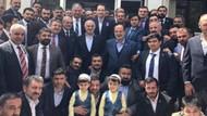 Fatih Erbakan'dan genel merkez pozu! Boşalttırdığı binaya böyle girdi