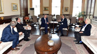 Almanya'dan Abdullah Gül'e sürpriz ziyaret
